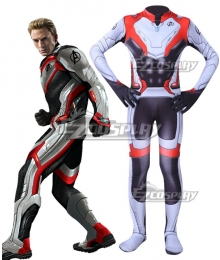 Kids Size Marvel Avengers: Endgame Avengers Superhero The Quantum Realm Jumpsuit Cosplay Costume