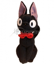 Kiki's Delivery Service Black Cat Plush Doll Cosplay Accessory Prop