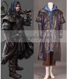 Kili from The Hobbit Cosplay Costume