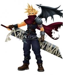 Kingdom Hearts Cloud Cosplay Costume