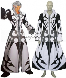 Kingdom Hearts 2 Xemnas Cosplay Costume