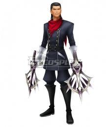 Kingdom Hearts 3 Braig Cosplay Costume