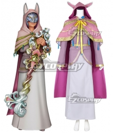 Kingdom Hearts III Ava Cosplay Costume