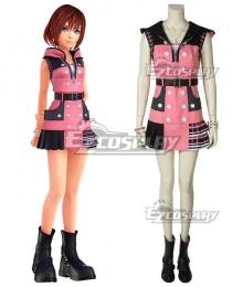 Kingdom Hearts III Kairi New Edition Cosplay Costume - A Edition