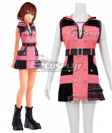 Kingdom Hearts III Kairi New Edition Cosplay Costume