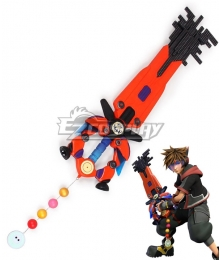 Kingdom Hearts III Kingdom Hearts 3 Sora Big Hero 6 Keyblade Cosplay Weapon