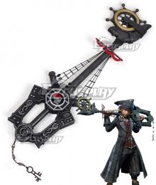 Kingdom Hearts III Kingdom Hearts 3 Sora Pirates of the Caribbean Keyblade Cosplay Weapon