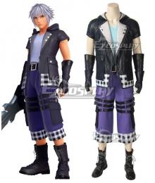 Kingdom Hearts III Riku Cosplay Costume - A Edition