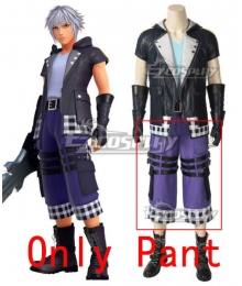 Kingdom Hearts III Riku Cosplay Costume - A Edition - Only Pant