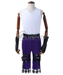 Kingdom Hearts III Riku New Edition Cosplay Costume - Except Coat