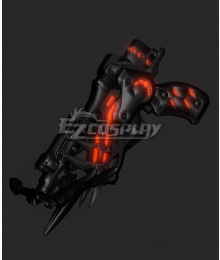 Kingdom Hearts III Verum Rex Yozora Gun Cosplay Weapon Prop
