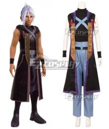 Kingdom Hearts III Kingdom Hearts 3 Young Xehanort Cosplay Costume