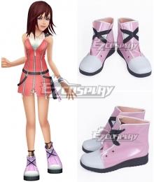 Kingdom Hearts Kairi Light Purple Cosplay Shoes