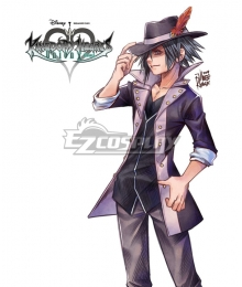 Kingdom Hearts Union X Blaine Cosplay Costume