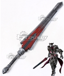 Kingsglaive: Final Fantasy XV FF15 Glauca Sword Cosplay Weapon Prop