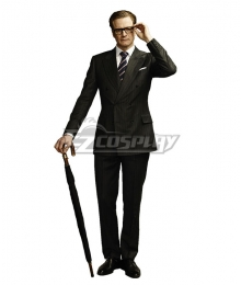 Kingsman Eggsy Cosplay Costume - Only Coat