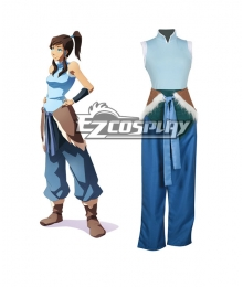 Legend of Korra Korra Cosplay Costume