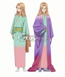 Kochoki: Wakaki Nobunaga Kicho Cosplay Costume