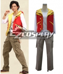 Kyoryuger KING  Cosplay Costume