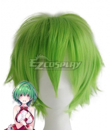 Lapis Re:Lights LiGHTs Lynette Green Cosplay Wig
