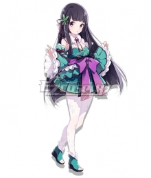 Lapis Re:Lights Ray Yuzuriha Cosplay Costume