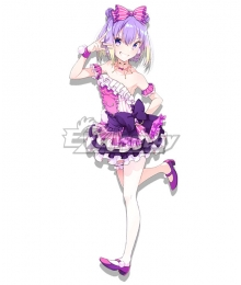 Lapis Re:Lights Sadistic★Candy Angelica Lucifer Cosplay Costume