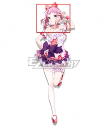 Lapis Re:Lights Sadistic★Candy Angelica Pink Cosplay Wig