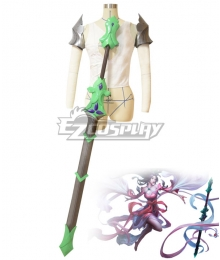 League of Legend LOL Sacred Sword Janna Cosplay Weapon Prop