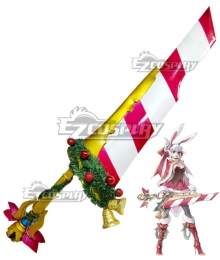 League of Legends Christmas Design: Riven Sword Cosplay Weapon Prop
