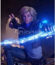 League Of Legends LOL 2020 Season Warriors Ezreal Cosplay Costume