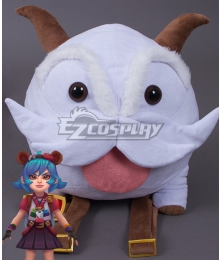 League of Legends LOL Annie 10th Anniversary Bag Cosplay Accessory Prop