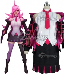 League of Legends LOL Battle Academia Katarina Cosplay Costume