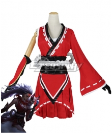 League Of Legends LOL Blood Moon Diana Cosplay Costume