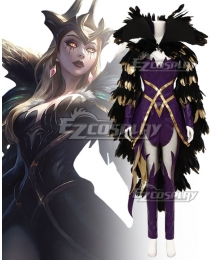 League Of Legends LOL Coven LeBlanc Cosplay Costume