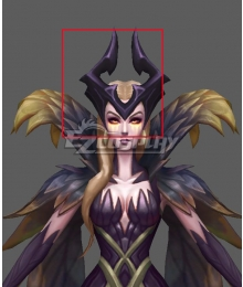 League Of Legends LOL Coven LeBlanc Head Wear Cosplay Accessory Prop