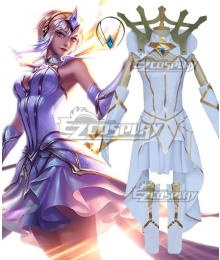 League Of Legends LOL Elementalist Lux Cosplay Costume