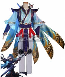 League Of Legends LOL Enduring Sword Talon Cosplay Costume
