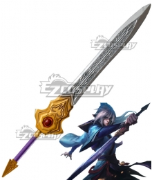 League Of Legends LOL Enduring Sword Talon Sword Cosplay Weapon Prop