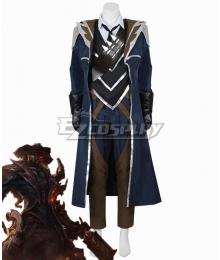 League Of Legends LOL High Noon Lucian Cosplay Costume