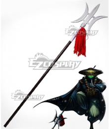 League of Legends LOL Jax Cosplay Weapon Prop