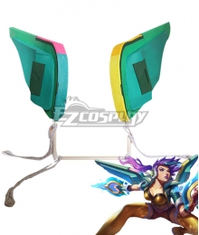 League of Legends LOL Kai'Sa Kaisa Empress of the Elements Wings Cosplay Accessory Prop