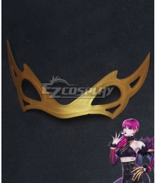 League Of Legends LOL K/DA Evelynn Headwear Cosplay Accessory Prop