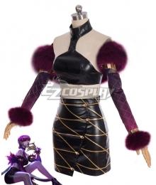 League Of Legends LOL KDA K/DA Evelynn New Edition Cosplay Costume