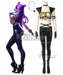 League Of Legends LOL KDA K/DA Kai'Sa Cosplay Costume