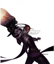 League Of Legends LOL Original Lucian Cosplay Costume