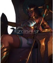 League Of Legends LOL Pharaoh Nidalee Cosplay Costume