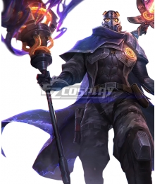 League of Legends LOL PsyOps Viktor Cosplay Costume