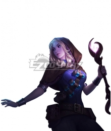 League Of Legends LOL Spellthief Lux Cosplay Costume