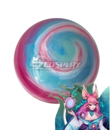 League of Legends LOL Spirit Blossom Ahri Ball Cosplay Weapon Prop