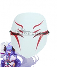 League of Legends LOL Spirit Blossom Kindred Mask Cosplay Accessory Prop